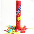 30cm Rouge Design No-feu d'artifice Party Popper